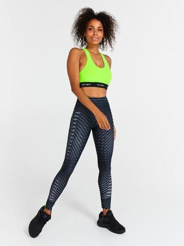 Леггинсы жен. для йоги и фитнеса Lines