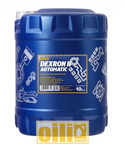 Mannol 8205 DEXRON II AUTOMATIC 10л