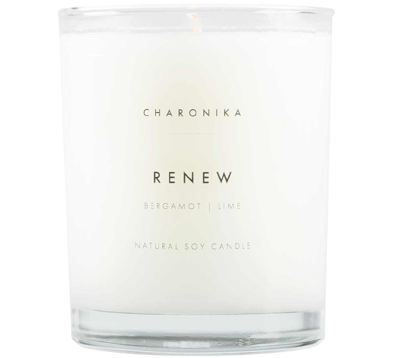 Свеча CHARONIKA Renew Bergamot/Lime