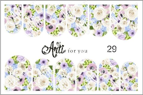 Слайдер наклейки Arti for you №29 купить за 100руб