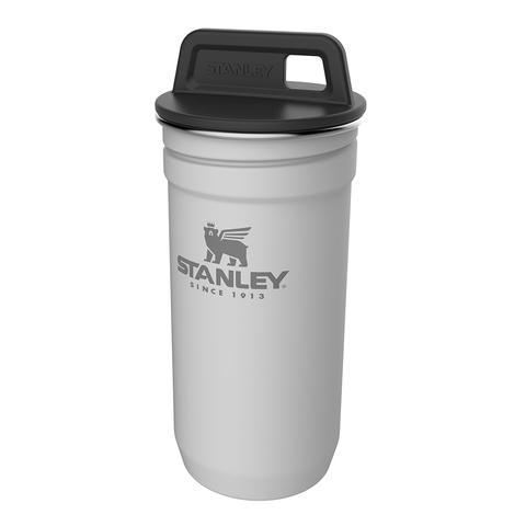 Набор стопок Stanley Adventure (4 шт по 59 мл. + футляр), белый