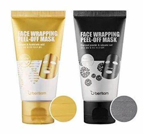 Berrisom Face Wrapping peel off pack