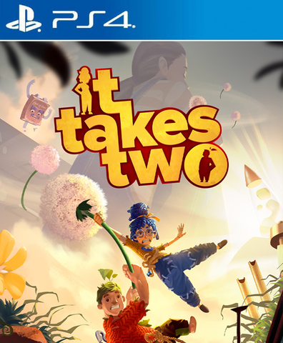 It Takes Two (PS4, русские субтитры)
