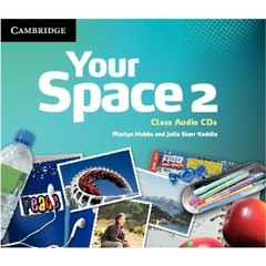 Your Space 2 Class CDs (3) лцн!!!