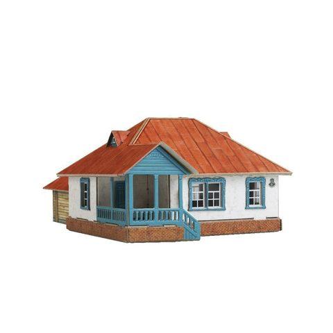 Сельский дом №3 Артикул: 529