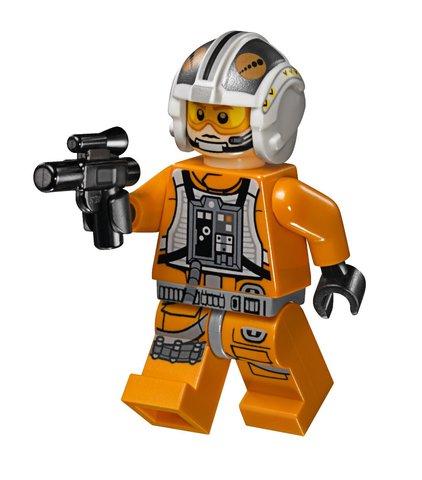 LEGO Star Wars: Истребитель X-wing 75032 — X-Wing Fighter — Лего Звездные войны Стар Ворз