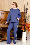 Теплый женский домашний костюм Valery