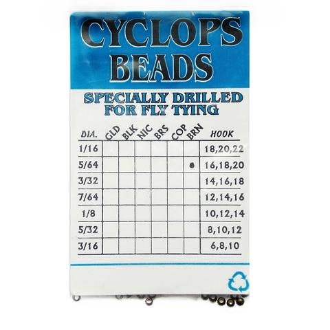 Головки латунные Cyclops Beads (24 шт)