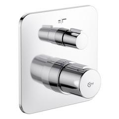 Термостат встраиваемый на 2 потребителя Ideal Standard Tonic II A6345AA фото