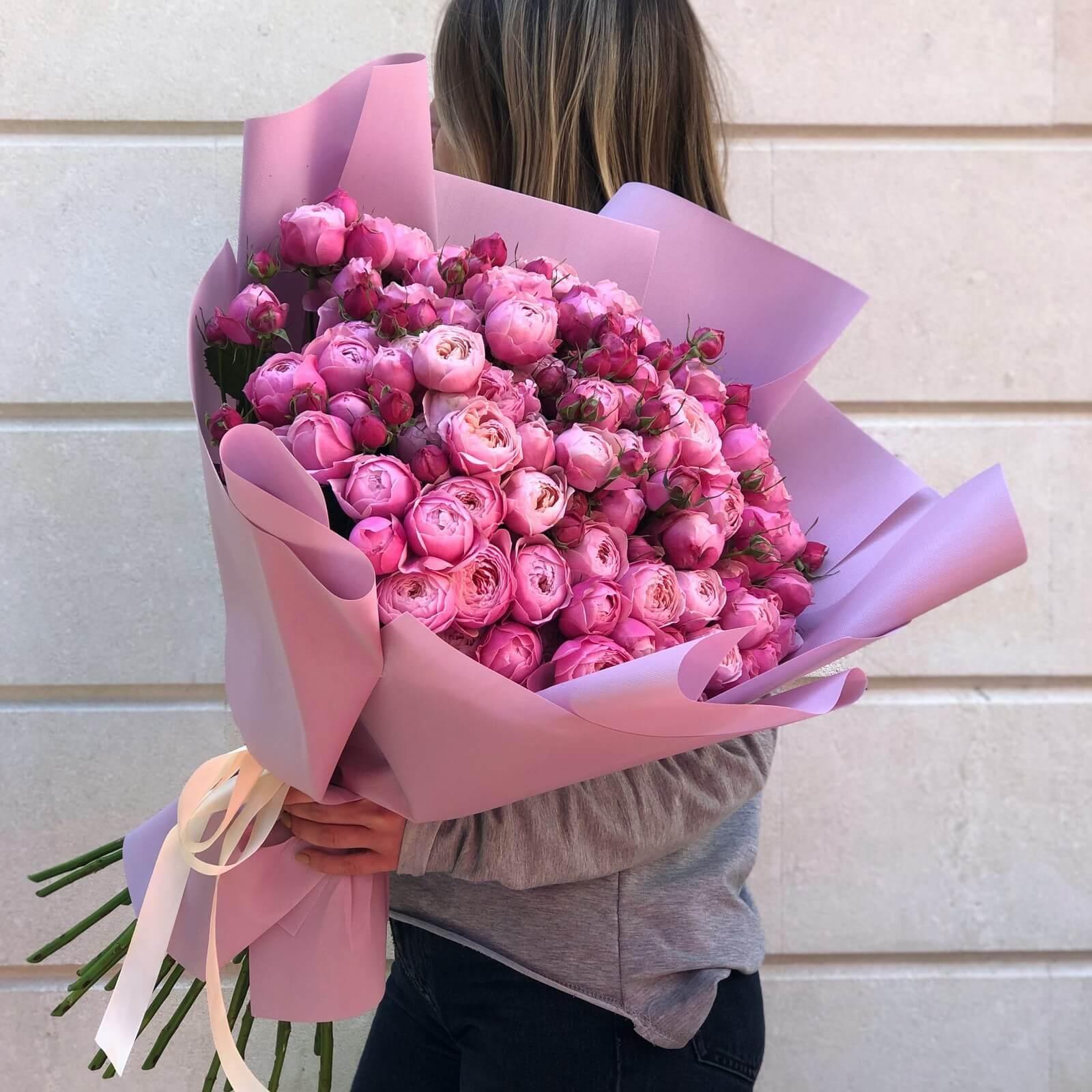 Троянда Сільва Пінк