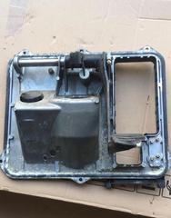Основание педали б/у для грузовых автомобилей для МАН ТГА.  Оригинальные номера MAN - 81482200152