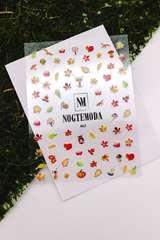 Наклейки NogteModa №062