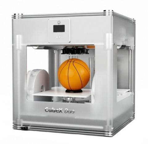 3D-принтер 3D Systems CubeX Duo