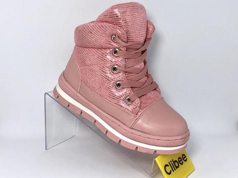 Clibee (зима) K906 Pink 27-32