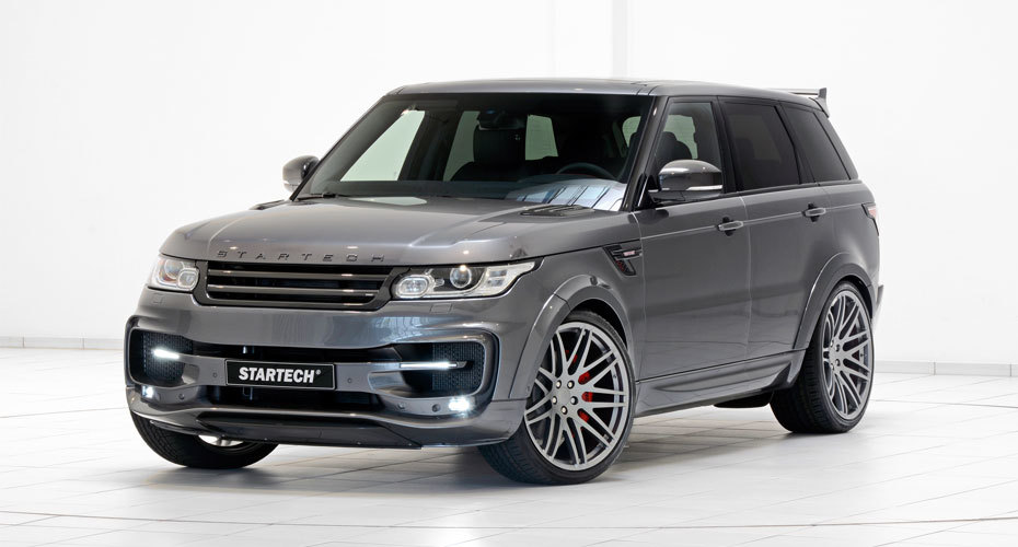 Обвес Startech Widebody для Range Rover Sport 2014+