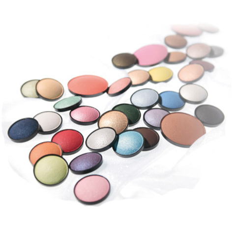 Тени для век Face The Colors цвет 009, 1,7 г