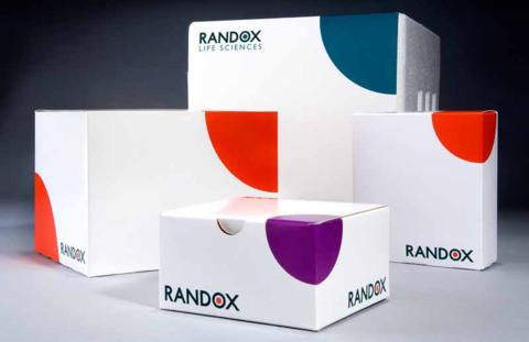 Этанол R1. 2 x 16.9 мл. R2. 2 x 8 мл - Randox Laboratories Ltd, Великобритания