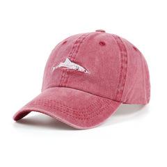 Кепка с акулой розовая (Бейсболка с акулой розовая)