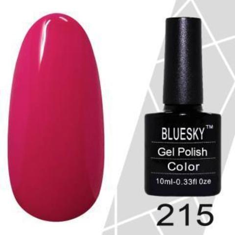 Bluesky, Гель-лак M215