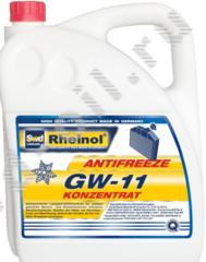 Охлаждающая жидкость (концентрат) Swd Rheinol Antifreeze GW-11 Konzentrat 5л