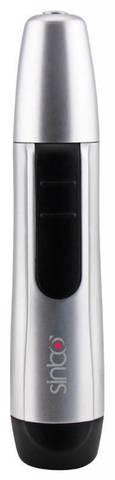Триммер Sinbo STR 4919 серебристый/черный (насадок в компл:1шт)