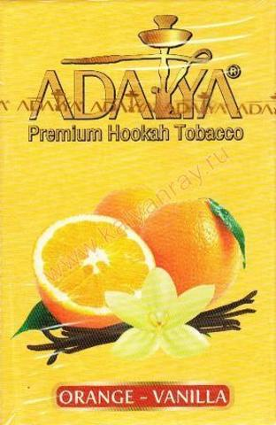 Adalya Orange-Vanilla