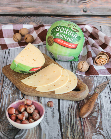 Сыр Вохма с пажитником, кг