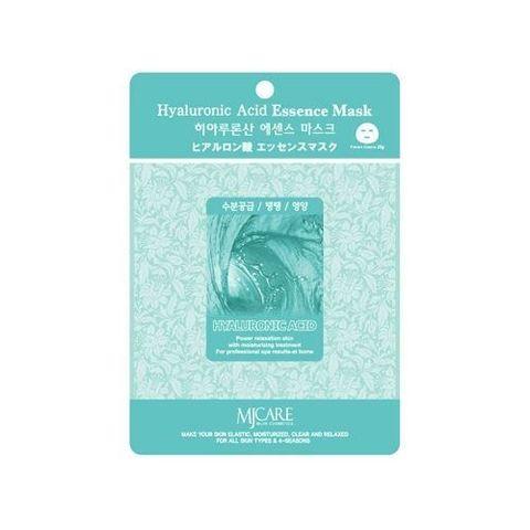 Mijin Essence Маска тканевая с гиалуроновой кислотой Hyaluronic Acid Essence Mask, 1 шт