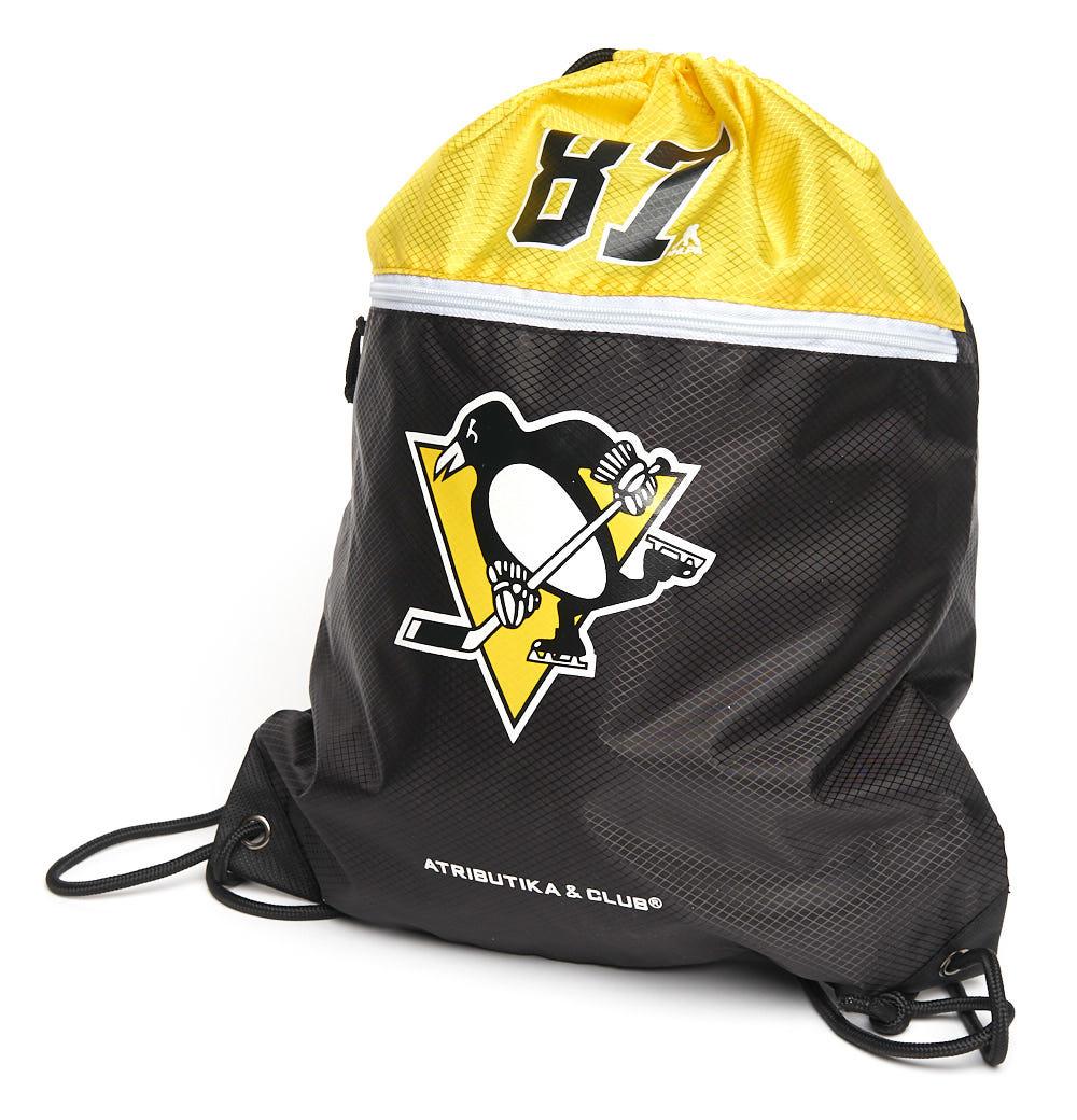 Мешок универсальный NHL Pittsburgh Penguins № 87