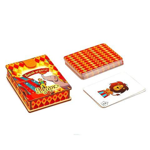 Давай играть! Цирк Smile Decor П306