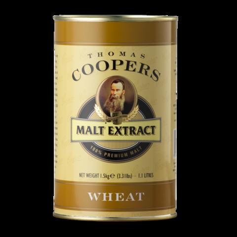 Неохмеленный солодовый экстракт Coopers Wheat
