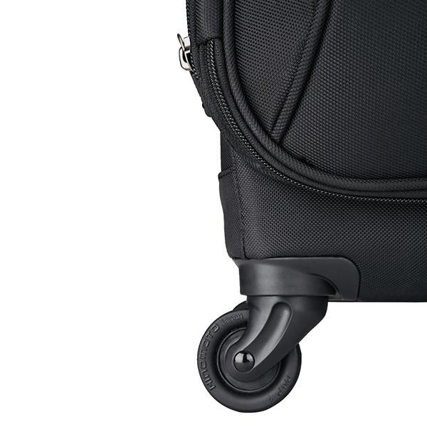Чемодан для ручной клади Victorinox Hybri-Lite 20', черный, 51х37x20 см., 34 л. (31316901)