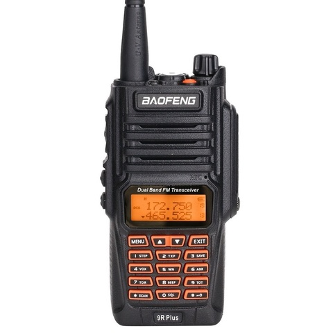 Рация Baofeng UV-9R PLUS dual band