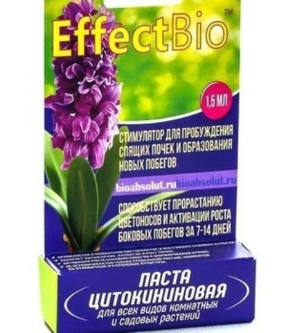Цитокининовая паста EffectBio для растений