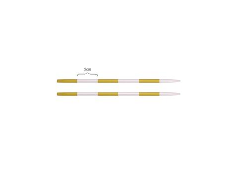 """Спицы съемные """"SmartStix"""" 3.5мм для длины тросика 28-126см, KnitPro,42123"""
