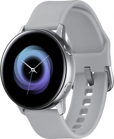 Galaxy Watch Active Умные часы Samsung Galaxy Watch Active 42мм (серебристый лед) silver1.jpeg