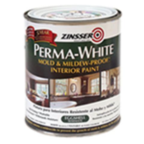 ZINSSER Perma-White Mold&Mildew Proof краска самогрунтующаяся интерьерная для стен