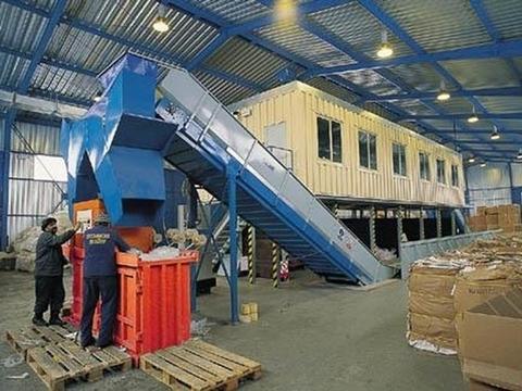 Заводы и комплексы для сортировки и переработки твердых бытовых отходов