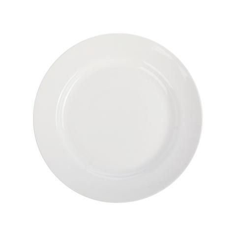 Тарелка мелкая 200 мм фаянс фс24