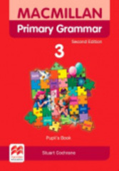 Macmillan Primary Grammar 2nd edition Level 3 Student's Book + Webcode