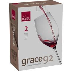 Набор из 2 бокалов для вина «Grace», фото 7