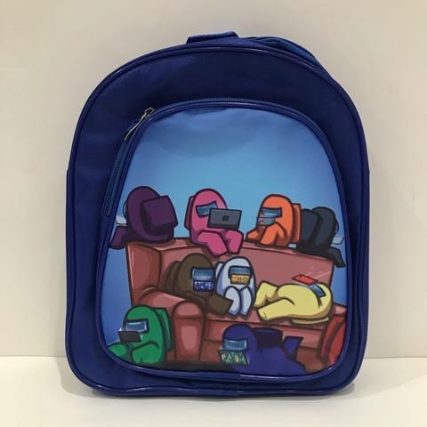 Рюкзак Амонгаст темно синий