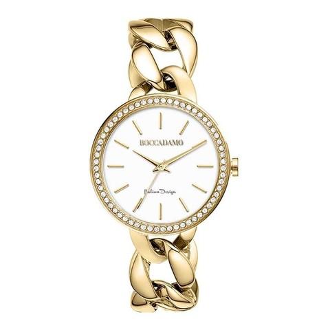 Часы LadyB Gold White LB005 BW/G