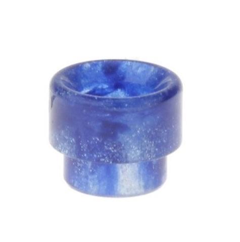 Drip-Tip 810 Resin Wide Bore d13 синий