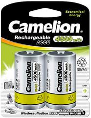 Аккумуляторы Camelion R20 /2bl 4500mAh Ni-СD