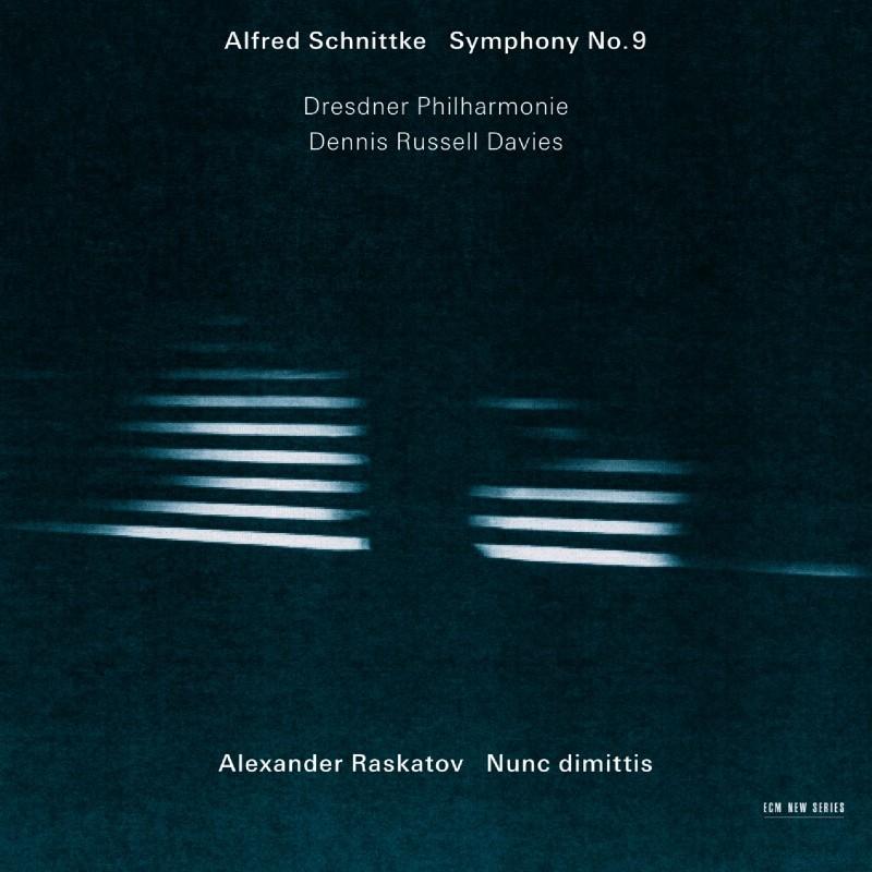 SCHNITTKE, ALFRED:  Symphony No.9/Nunc Dimittis