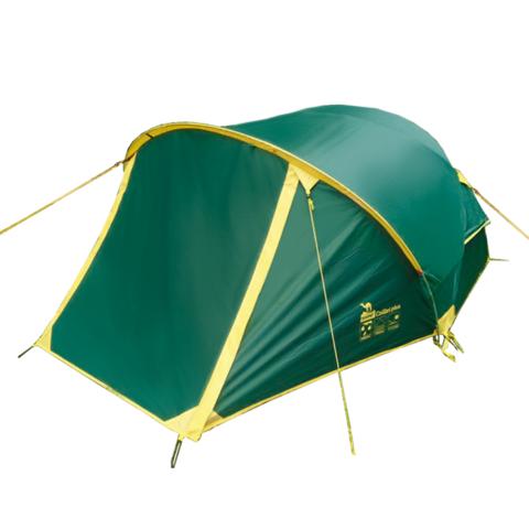 Туристическая палатка Tramp Colibri+ 2 (V2) (2 местная)