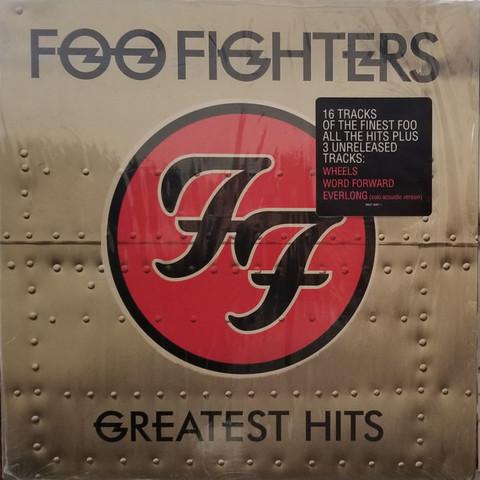 Виниловая пластинка Foo Fighters – Greatest Hits (2LP)