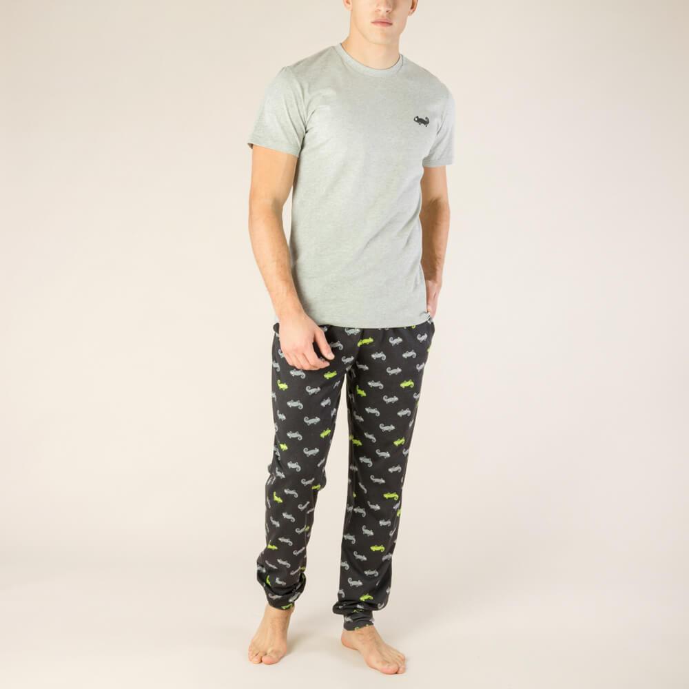 Мужская пижама E21K-11P101