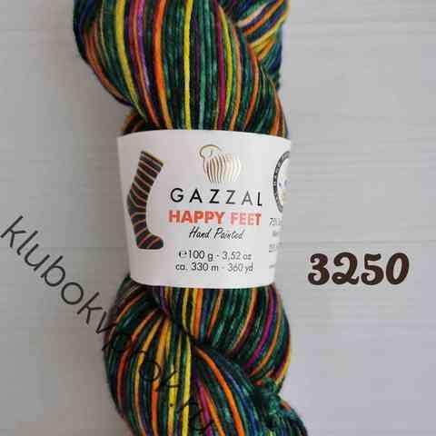GAZZAL HAPPY FEET 3250, Зеленый